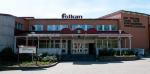 Hofors Folketshusfören U.P.A. logotyp