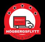 Högbergs Flytt AB logotyp