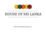 House of sri lanka ab logotyp
