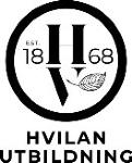 Hvilan Utbildning AB logotyp