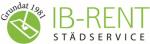 Ib-Rent Städservice AB logotyp