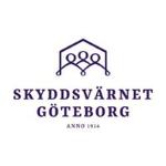 Ideell fören Skyddsvärnet i Göteborg med firma S logotyp