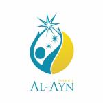Ideella fören Al-Ayn For Social Care Sweden med logotyp