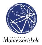 Ideella Fören Eketånga Montessoriskola logotyp