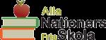 Ideella Fören För Alla Nationers Fria Skola logotyp