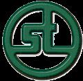 Ideella Fören S:T Lukas Dalarna Med Firma S:T Lu logotyp