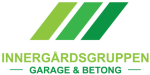 Innergårdsgruppen garage & betong i Stockholm AB logotyp