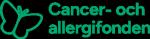 Insamlingsstift Cancer-Allergifonden logotyp