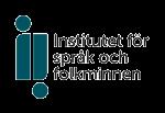 Inst För Språk och Folkminnen logotyp