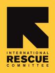 International Rescue Committee Sverige Insamling logotyp