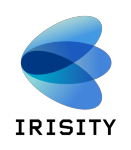 Irisity AB (publ) logotyp