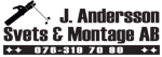 J Andersson Svets&Montage AB logotyp