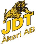 JDT Åkeri AB logotyp