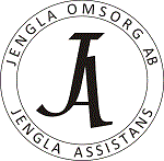 Jengla Omsorg AB logotyp