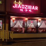 Jiaozi Bar i Nordmaling AB logotyp