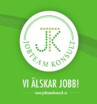 Jobteam konsult r.l.h. ab logotyp