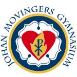 Johan Movingers Gymnasium logotyp