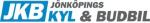 Jönköpings kyl- & budbil AB logotyp