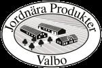 Jordnära Produkter, Johan Fredlund logotyp