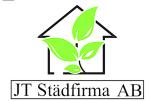 JT Städfirma AB logotyp