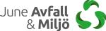 June Avfall och Miljö AB logotyp