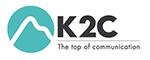 K2C In Sweden AB logotyp