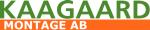 Kaagaard Montage AB logotyp