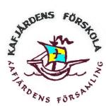 Kafjärdens Förskola AB logotyp
