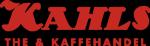 Kahls The & Kaffehandel AB logotyp