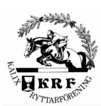 Kalix Ryttarförening logotyp