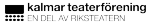 Kalmar Teaterförening logotyp