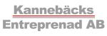Kannebäcks Entreprenad AB logotyp