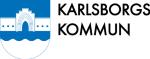 Karlsborgs kommun logotyp