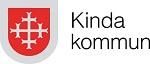 Kinda kommun logotyp