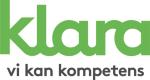 Klara E AB logotyp