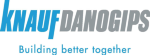 Knauf Danogips Gmbh Tyskland - Filial logotyp