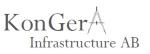 KonGera Infrastructure AB logotyp
