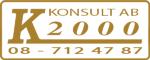 Konsult 2000 AB logotyp