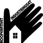 Kooperativet Industrihuset Personlig assistans i logotyp