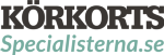 Körkorts Specialisterna i Huvudsta AB logotyp