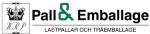 Krp Pall & Emballage AB logotyp
