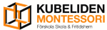 Kubelidens Montessoriförskola, Grundskola och FR logotyp