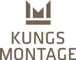 Kungsmontage Byggentreprenad AB logotyp