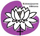 Kvinnojouren Viktoria logotyp
