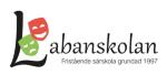 Labanskolan Frisärskola AB logotyp