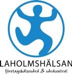 Laholmshälsan AB logotyp