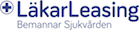 Läkarleasing Sverige AB logotyp