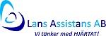Lans Assistans AB logotyp