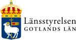 Länsstyrelsen i Gotlands län logotyp