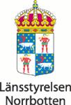 Länsstyrelsen i Norrbottens län logotyp